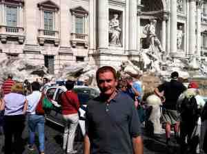 Travis Walton a Roma