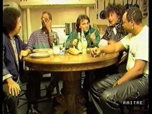 Tullio, James e Lester Bowie