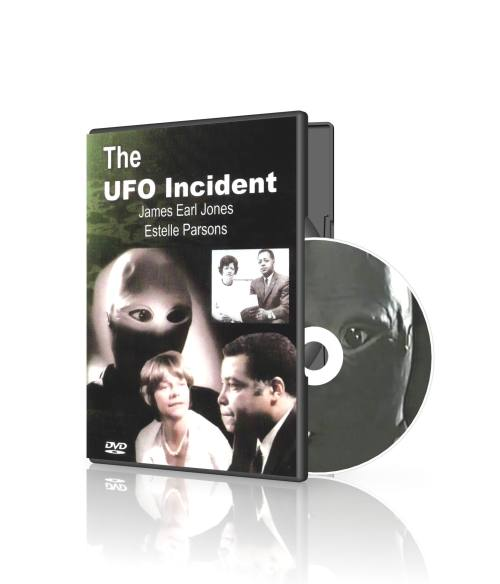"Il dvd di ""The UFO Incident"" difficilmente reperibile anche on-line."