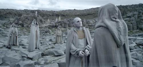 """Immagine tratta da una scena non inserita da Scott in """"Prometheus""""."""