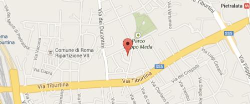Mappa PUB