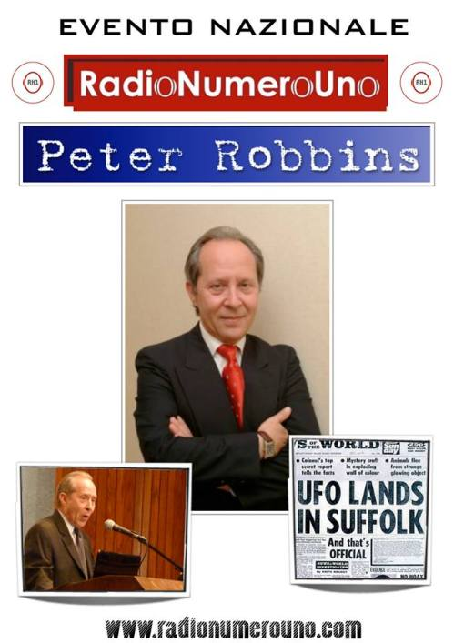 Peter Robbins in radio