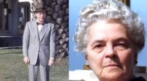 Bernerd e Hilda Blair Ray, proprietari delle diapositive, deceduti da anni.