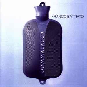 GOMMALACCA (F. Battiato) - Front cover