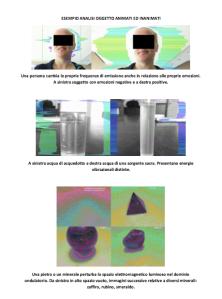 Esempio spettro vibrazionale Gulla'