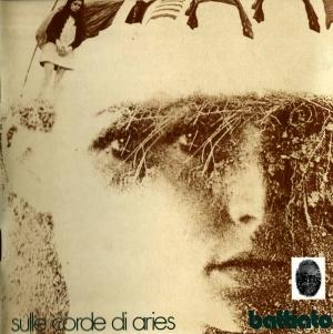 Franco Battiato - Sulle Corde Di Aries - Front