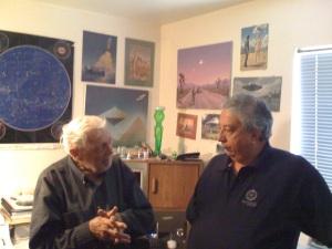 Wendelle Stevens e John Rao. (Foto: Maurizio Baiata)