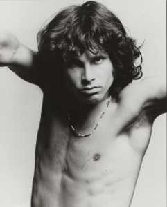 Jim Morrison (© Elektra - photo by Joel Brodsky)