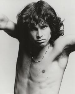 Jim Morrison (© Elektra - photo by Joel Brodsky)