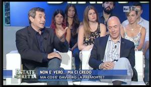 """Albertini e Baiata a """"RaiUno Estate in Diretta"""""""