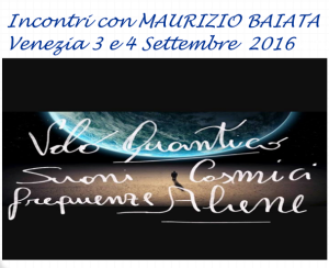 Poster Volo Quantico Venezia
