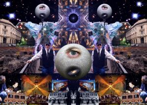 Il multiverso del fisico quantistico americano Jack Sarfatti.