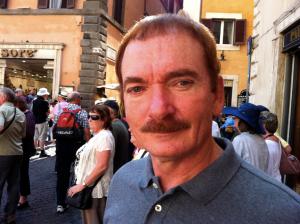 Travis Walton a Roma, il 24 Settembre 2011, foto: Maurizio Baiata