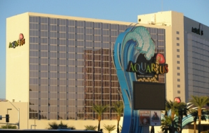 Aquarius Hotel & Resort, Laughlin, Nevada.