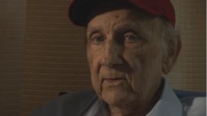 Ron Garner, nell'ultima intervista rilasciata a Bob Wood prima di morire.