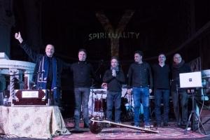 Da sinistra, Juri Camisasca, Fabio Costantino, Giuseppe Furnari, Gionata Colaprisca, Rosario Di Bella e Oscar Bonelli. Foto: Massimo Renzi.